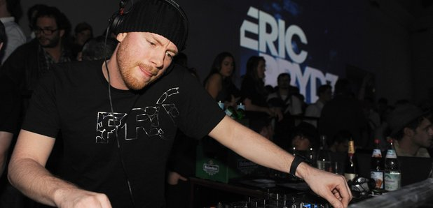 Eric Prydz DJ