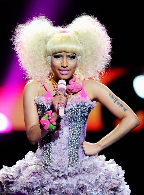 Nicki Minaj live