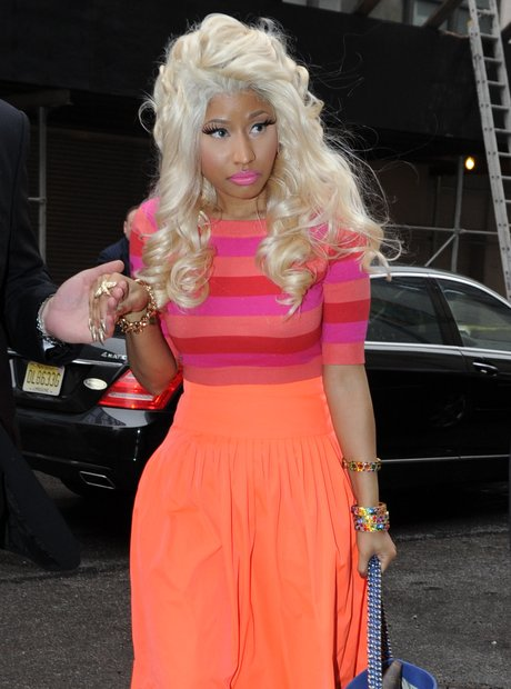 Nicki Minaj in New York