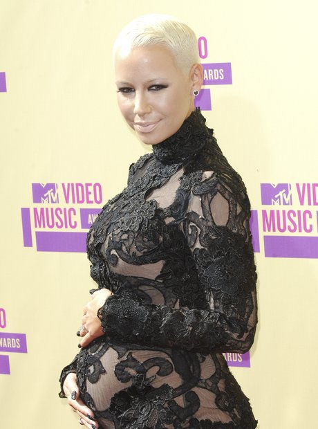 Amber Rose at the MTV Video Music Awards