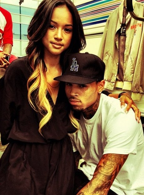The History Of Chris Brown and Karrueche Tran's