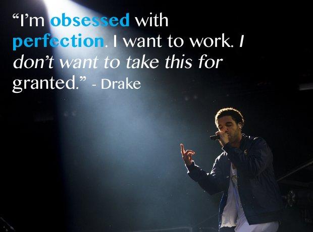 Drake inspiratonal quote