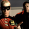 Image 7: Dr Dre as Batman and Robin in Without Me video