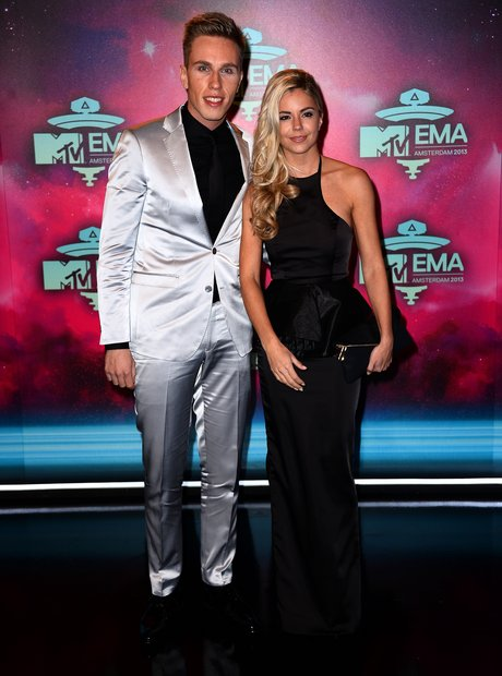 Nicky Romero at MTV EMAs 2013