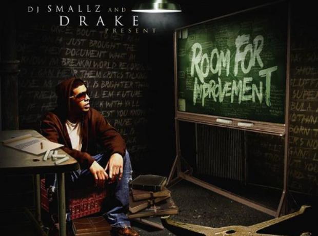 Drake - Room For Improvement Artwork