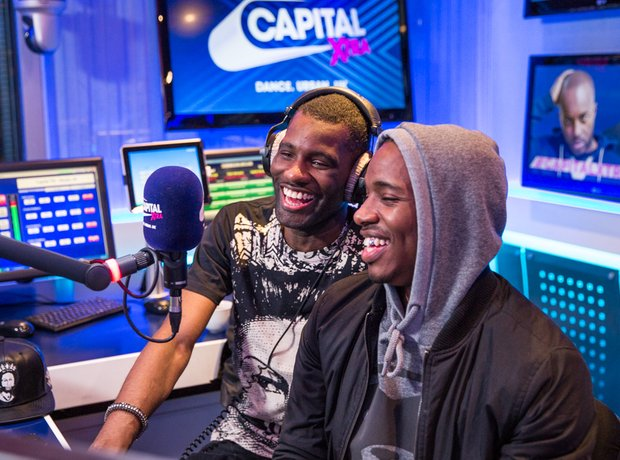 Capital XTRA party pictures
