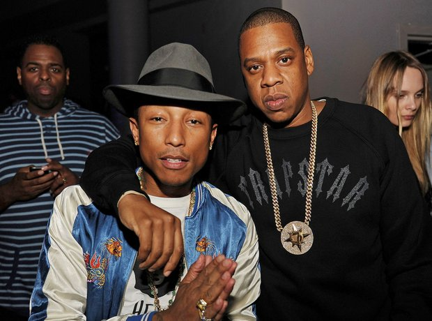 Jay Z and Pharrell Williams Magna Carter Tour afte