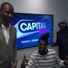 Ras Kwame with Giggs And Anthony Hamilton