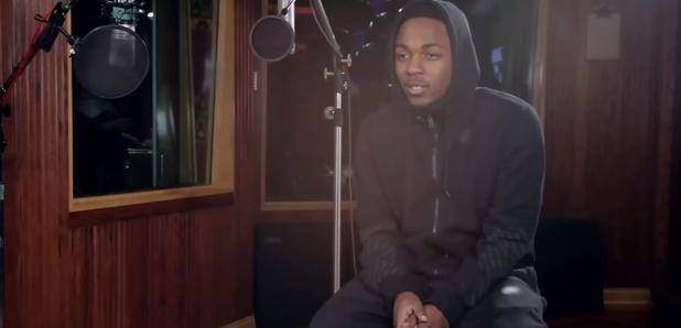 Kendrick Lamar Grammy video