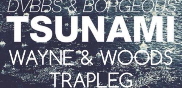 DVBBS & Borgeous - Tsunami (Wayne & Woods Remix)