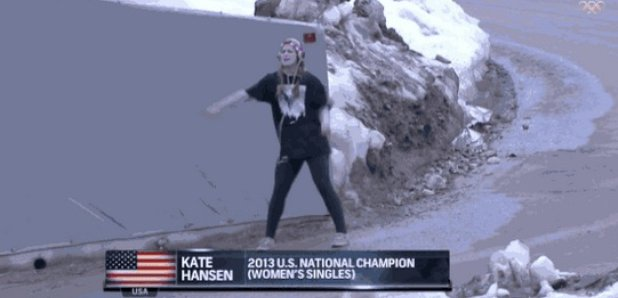 Kate Hansen TV