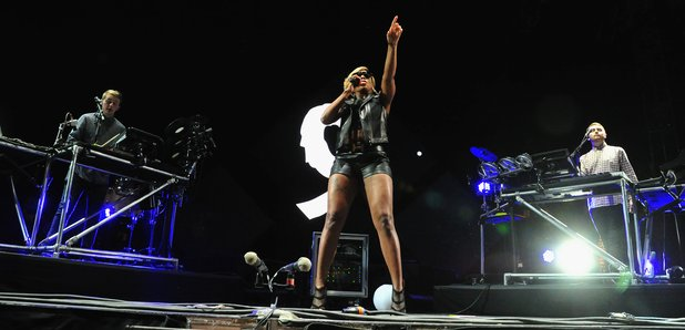 Mary J Blige Disclosure Coachella 2014
