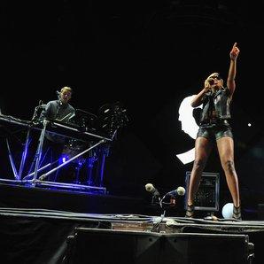 Mary J Blige Disclosure Coachella 2014