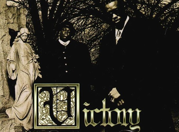 puff daddy notorious b.i.g victory artwork