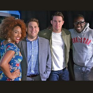 Kojo & Jade with Channing Tatum And Jonah Hill