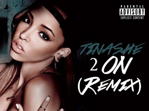 Tinashe ft Drake - 2 On (remix)