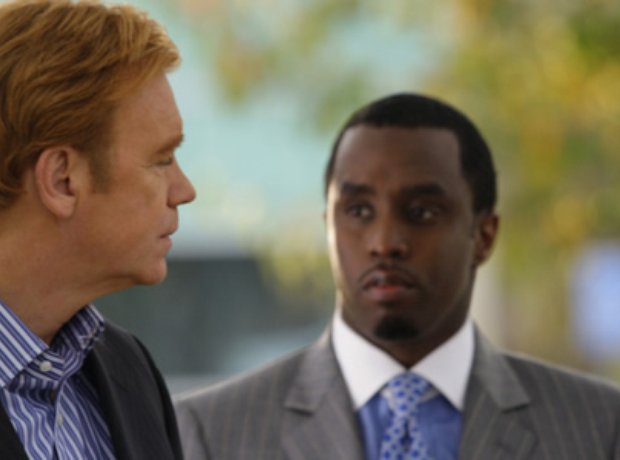 P Diddy CSI Miami