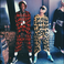 Image 9: Wiz Khalida and Amber Rose matching outfits Instag