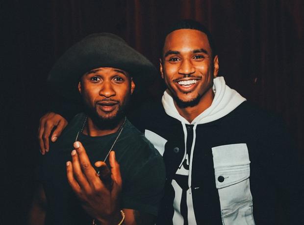 Usher Trey Songz