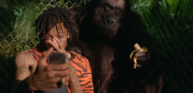 Wiz Khlifa Stayin Out All Night Video