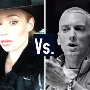 Iggy Azalea Eminem Feud