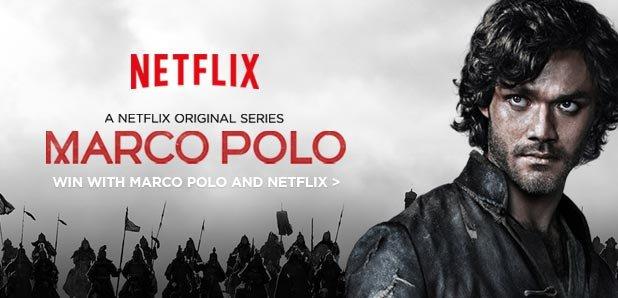 Netflix: Marco Polo