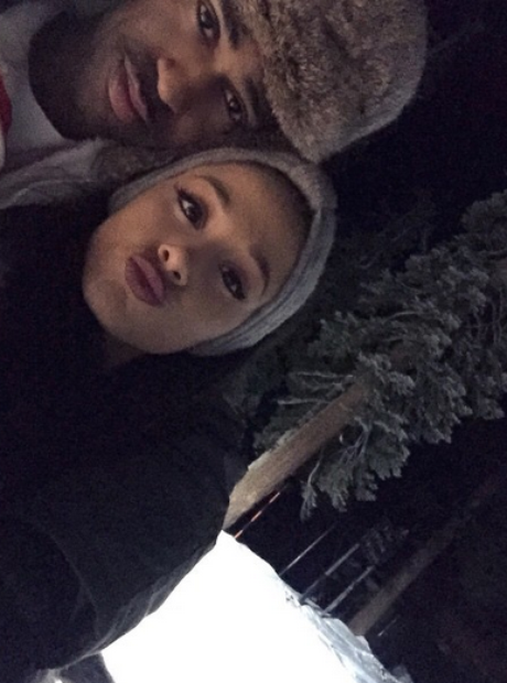 Ariana Grande And Big Sean Instagram