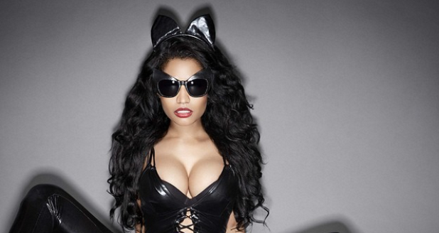 Nicki Minaj 2015 calendar