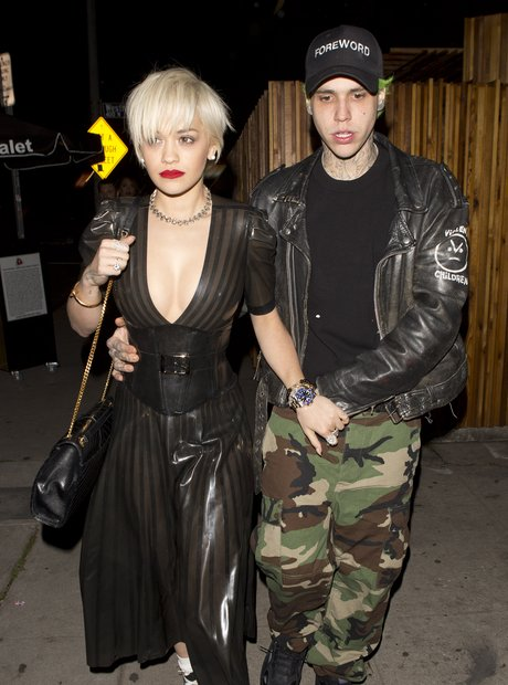 Rita Ora and Ricki Hillfiger