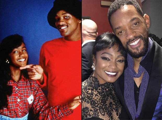 Will Smith Tatyana Ali