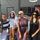 Image 7: AMber Rose Christina Milian and karrueche tran Coa