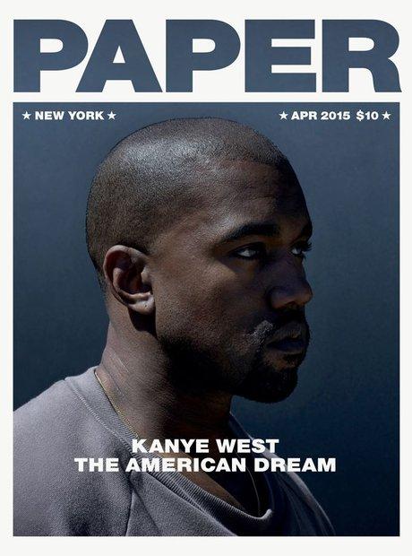Paper Magazine Kanye West