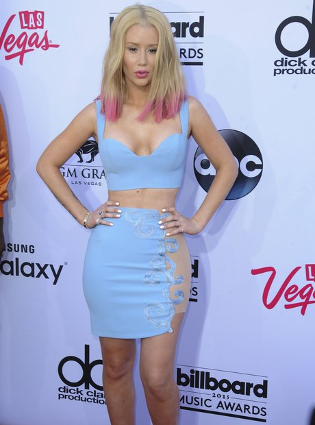 Iggy Azalea  Billboard Music Awards 2015 Red Carpe