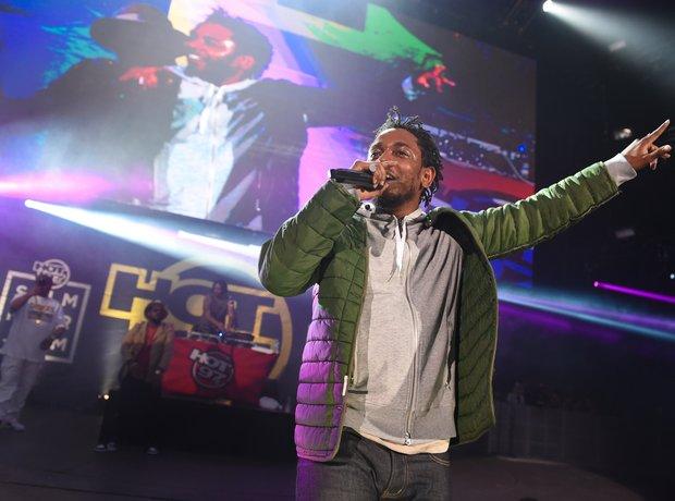 Kendrick Lamar Summer Jam 2015