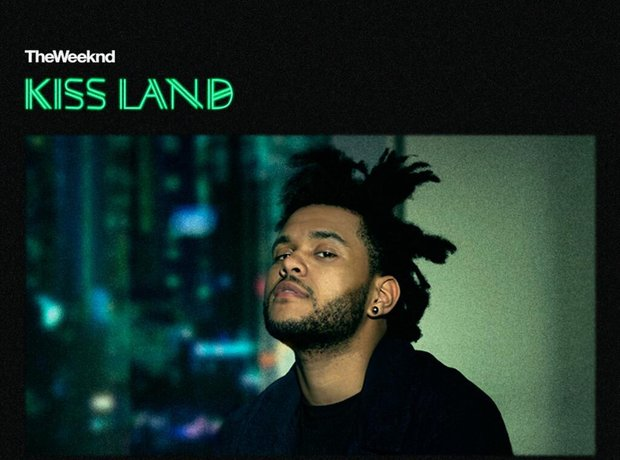 the weeknd kiss land
