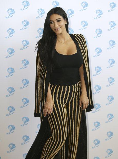 Kim Kardashian at Cannes Lions