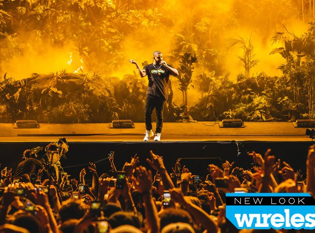 Drake Wireless Festival 2015