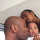 Image 2: Kelly Rowland and family