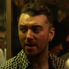 Sam Smith singing in Disclosure Omen music video