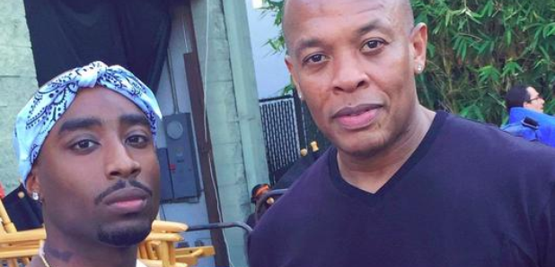 Dr Dre and Tupac Actor Marc Rose