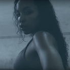 Tinashe in Bet music video