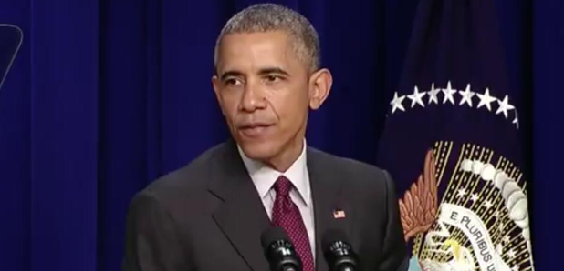 Barack Obama Singing Can't Feel My Face