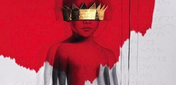 Rihanna 'Anti' Album Artwork