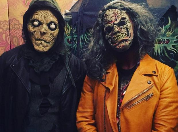Tinie Tempah Halloween 2015