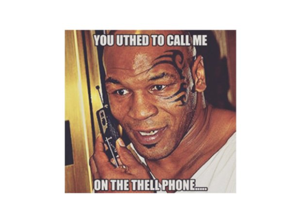 Mike Tyson Hotline Bling