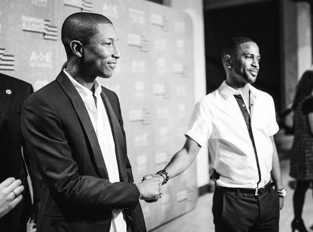 Pharrell and Big Sean