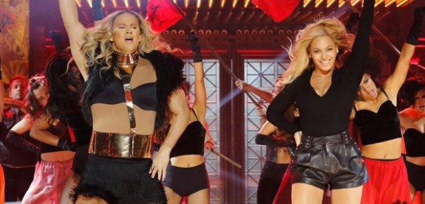 Beyonce & Channing Tatum Lip Sync Battle