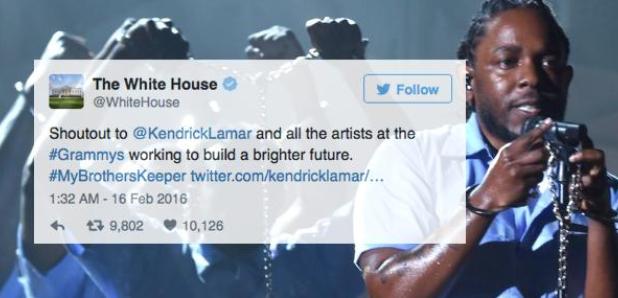 Kendrick Lamar Grammy