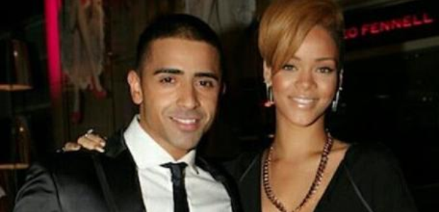 Jay Sean and Rihanna
