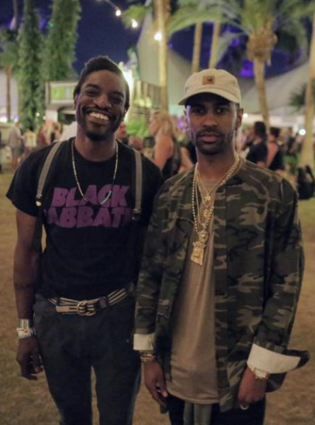 Big Sean and Andre 3000